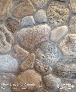 New England Rounds Exterior Stone Veneer