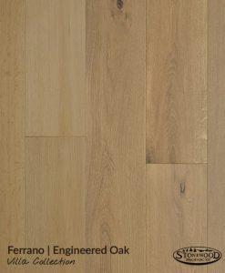 Ferrano Oak Wide Plank Flooring