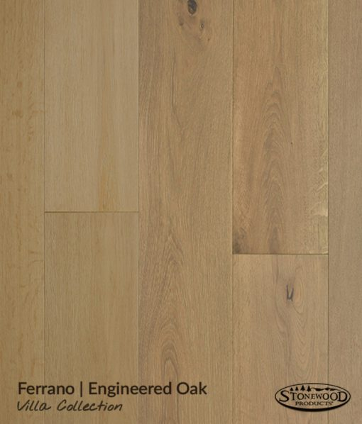 Ferrano Oak Wide Plank Flooring