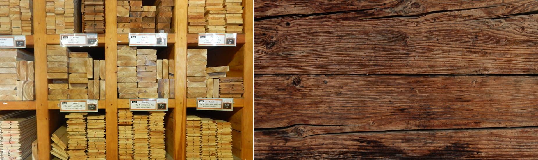 Hardwood Lumber Cape Cod
