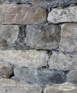Natural Stone Veneer Old New England Ledgestone