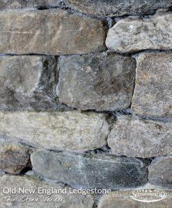 Natural Stone Veneer Old New England Ledgestone