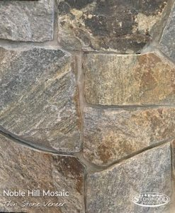 Noble Hill Mosaic Natural Stone Veneers