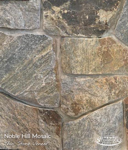 Noble Hill Mosaic Natural Stone Veneers