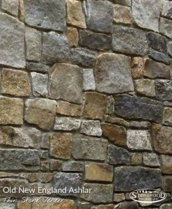 Old New England Ashlar Stone Veneers