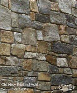 Old New England Ashlar Stone Veneers