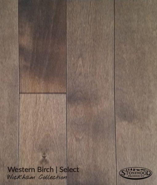 Prefinished Western Birch