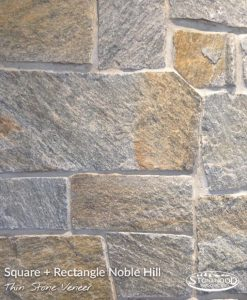 Noble Hill Square + Rectangle Quality Stone Veneer