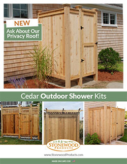 Download our Outdoor Shower Brochure