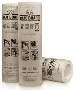 Ram Board Temporary Floor Protection