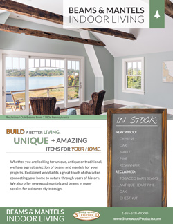 Download our Beams + Mantels Handout