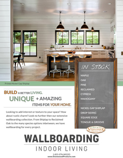 Download our Wallboarding Brochure