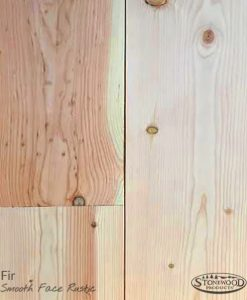 Smooth Face Rustic Fir Flooring