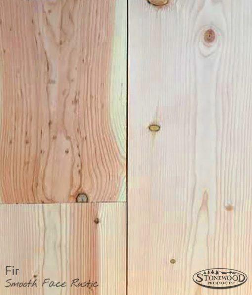 Smooth Face Rustic Fir Flooring