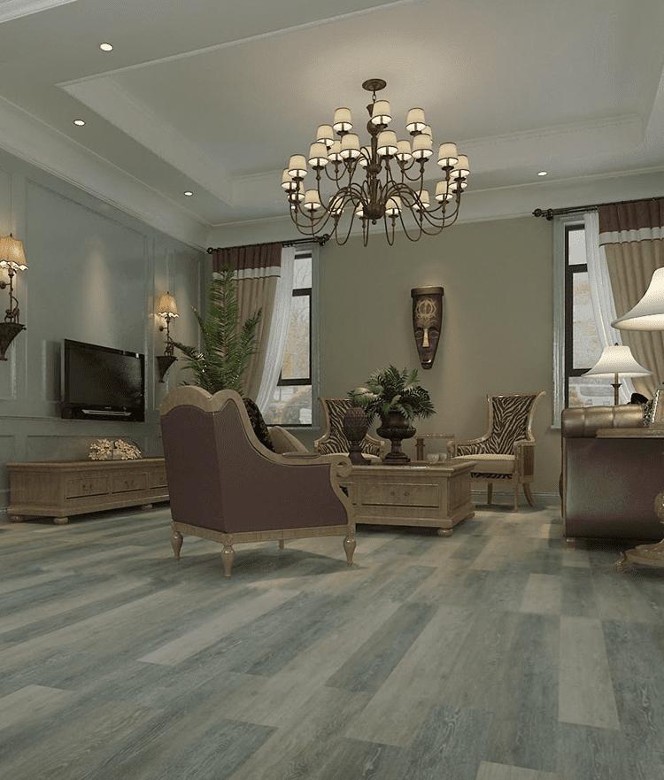 Luxury Vinyl Flooring Century Grey Stonewood Products