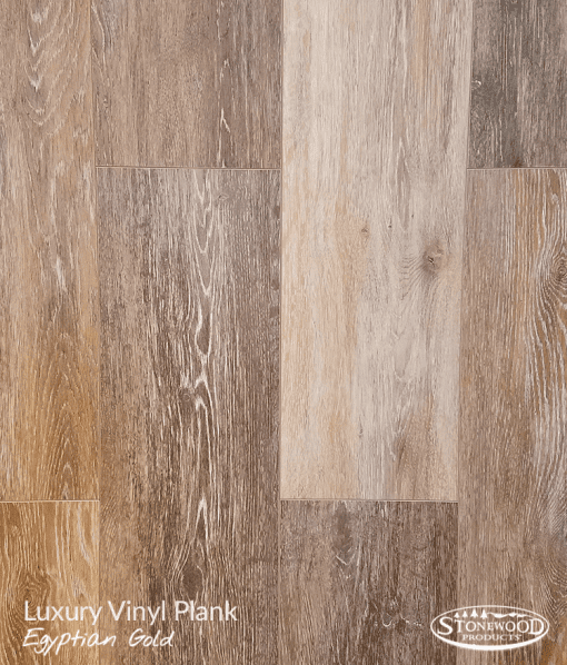Egyptian Gold Luxury Vinyl Plank Flooring