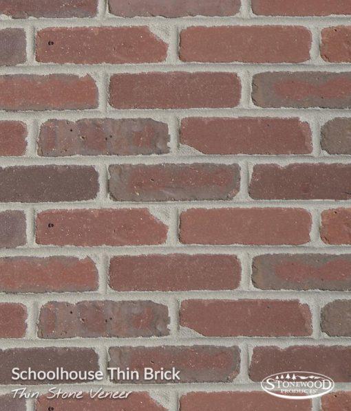 Schoolhouse Thin Brick Veneer