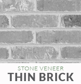Thin Brick Veneer Icon