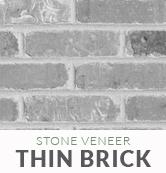 Thin Brick Veneer Icon