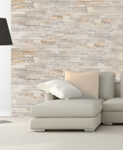 light wood wallboarding