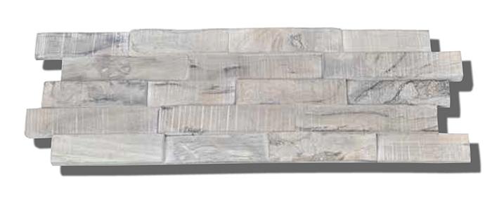 Hevea Driftwood Ledgewood Wall Panels