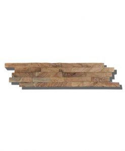 Natural Slim Wood Wall Planks