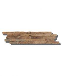 Natural Slim Wood Wall Planks