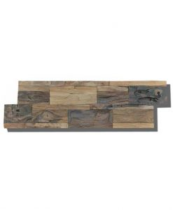 Teak Root Rustic Ledgewood Wall Panels