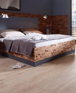 wall wood bedroom