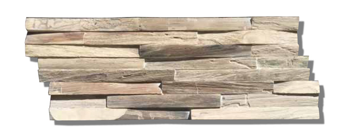 Teak Wood Wall Paneling Gun Smoked Elegance