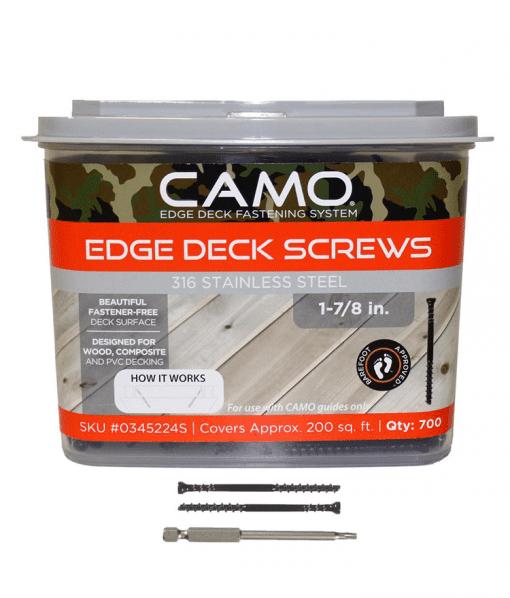 Camo Decking Screws