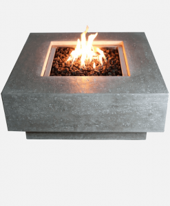 Manhattan Concrete Fire Table