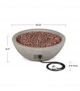 riverside-gas-fire-bowl-dimensions