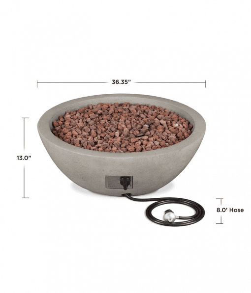 Riverside Gas Fire Bowl Dimensions