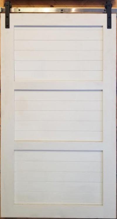 Cottage Wood Barn Door