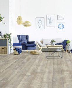 Drift by Sawyer Mason - Structured Wide Plank Driftwood Flooring