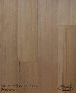 Greenwich Quarter & Rift Sawn Floors by Sawyer Mason Structured Wide Plank