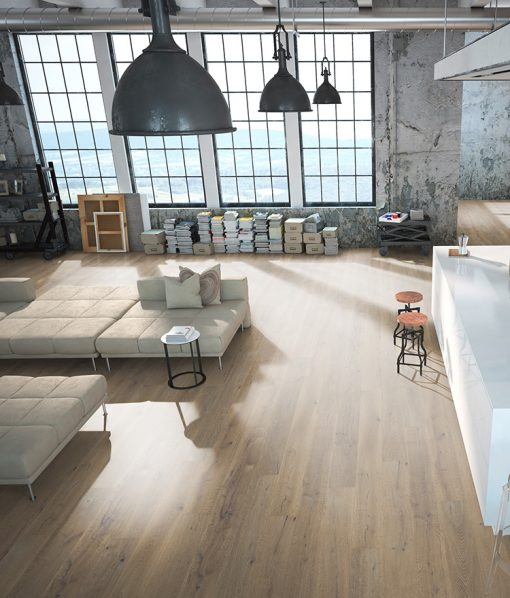 Rustic Wood Flooring Vintage Sonoma by Sawyer Mason Structured Wide Plank