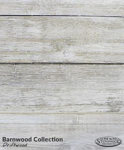 Barnwood Paneling - Driftwood