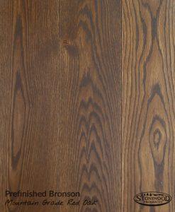 Bronson Prefinished Red Oak Floors