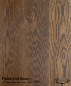 Bronson Prefinished Red Oak Floors