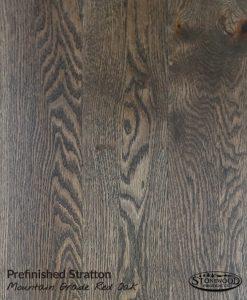 Prefinished Stratton Mountain Grade Red Oak Floors