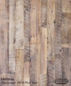 Hatteras Reclaimed Hardwood Flooring