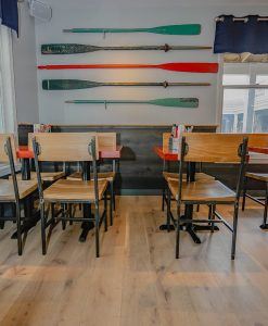 Nautical Design - Mac's Seafood Chatham Fish & Lobster