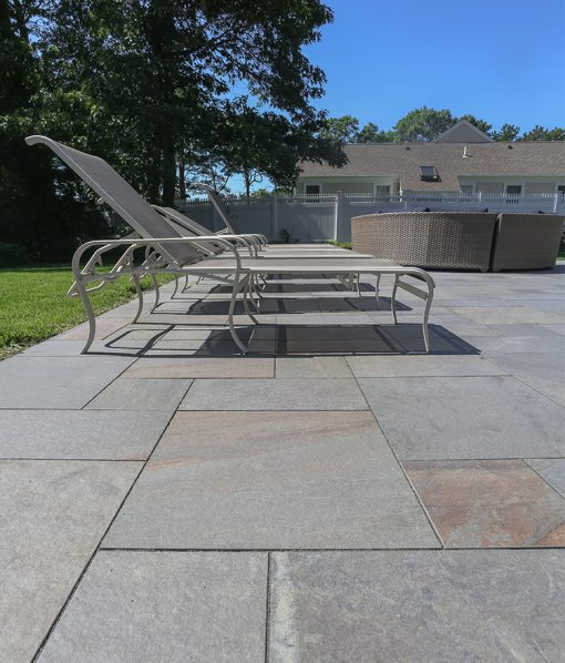Bluestone Pavers - Everblue Natural Cleft Variegated