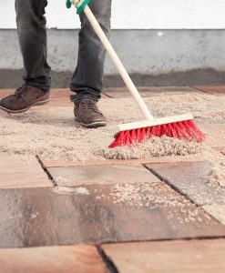 Joint It Simple Paving Mortar Application