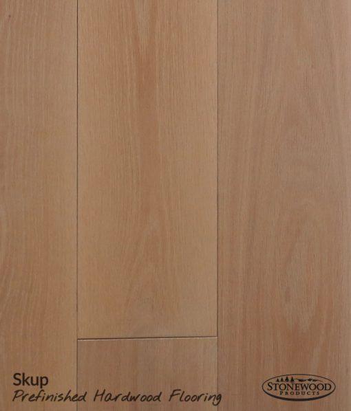 Prefinished White Oak Engineered Skup