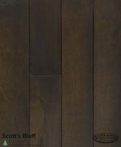 Scott's Bluff Prefinished Maple Floors