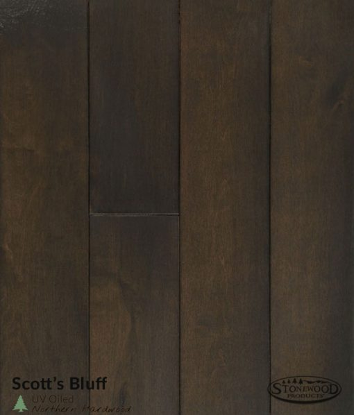 Scott's Bluff Prefinished Maple Floors