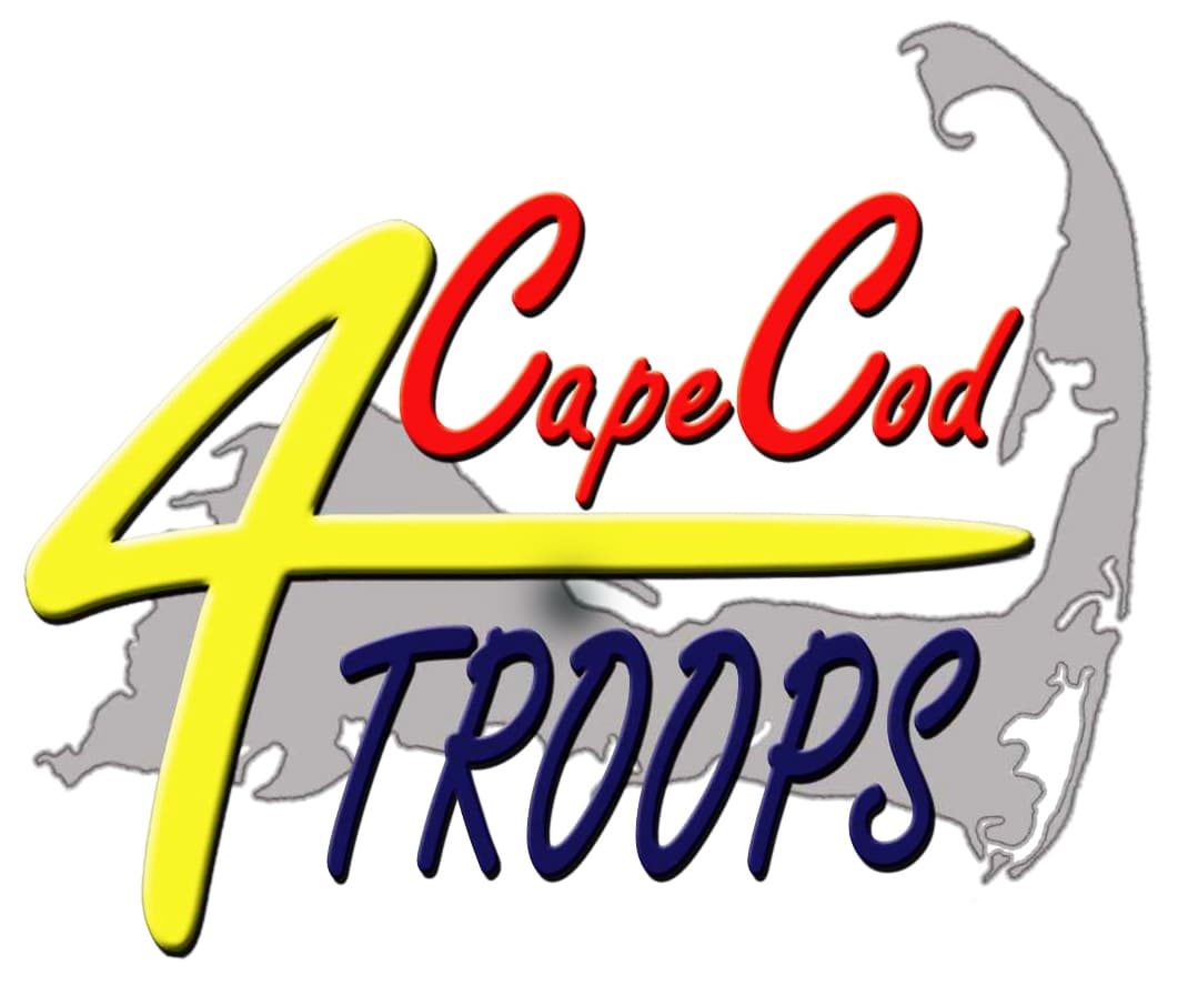 Cape Cod 4 Troops
